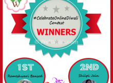 Diwali Contest Winners