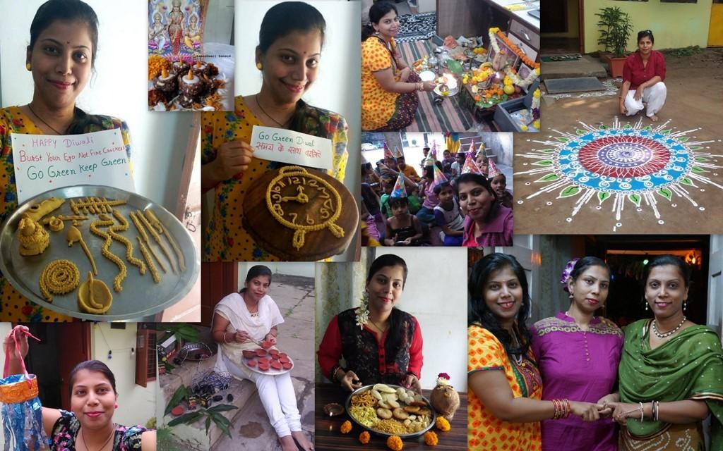 Rameshwari Bansod - Diwali Contest Winner