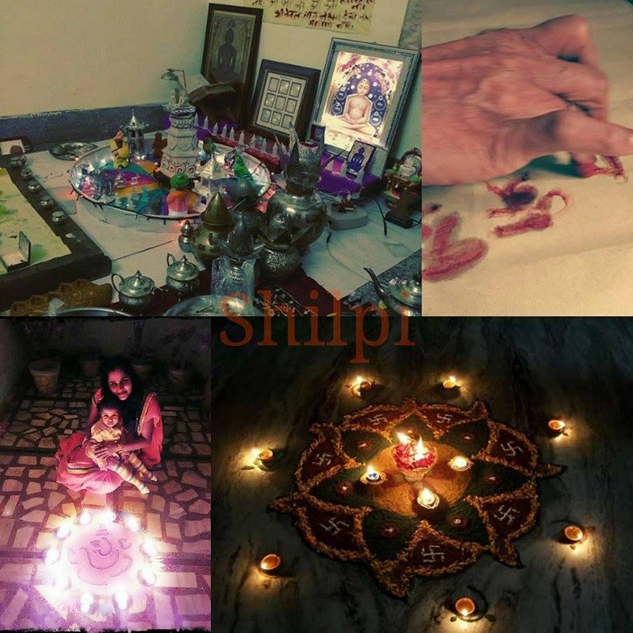 Shilpi Jain - Diwali Contest Winner