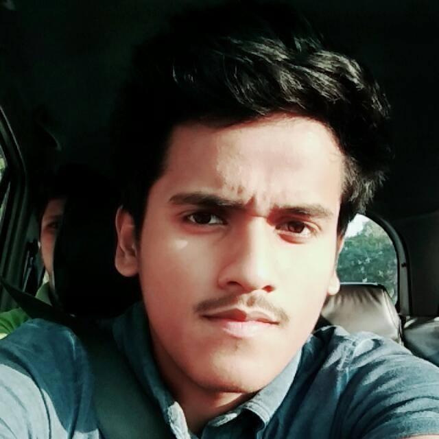 Deepanshu Bisht - Winner of Burning Online Ravan 2017