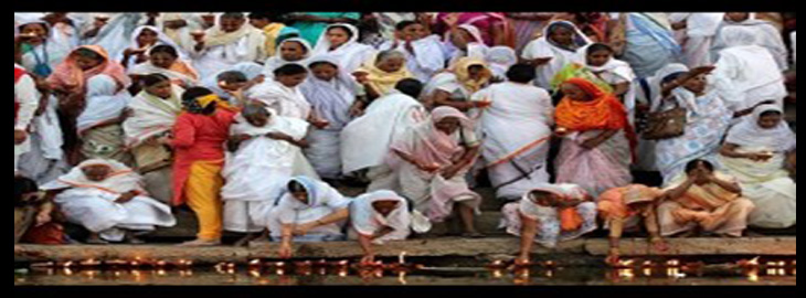 Vrindavan Widows Light Up Diwali