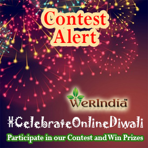 Celebrate Online Diwali Contest - WerIndia