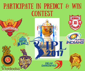 PredictNWin Contest - IPL2017