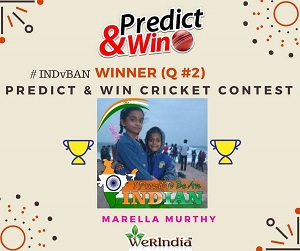 #NidahasTrophy 2018 #IND vs BAN - Ques #2  Winners