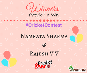Cricket Contest 2017 IndvsNZ T20 - Winners of Ques #3