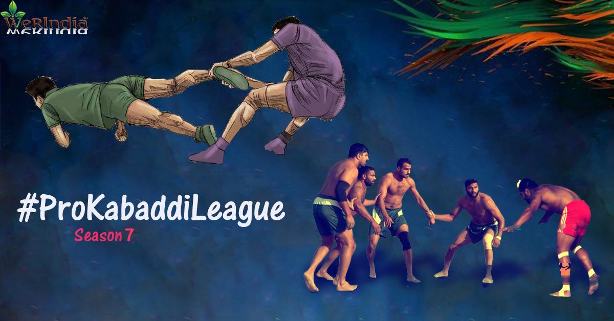 Kabaddi Contest - Predict & Win -  WeRIndia