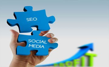 SEO and Social Media Position